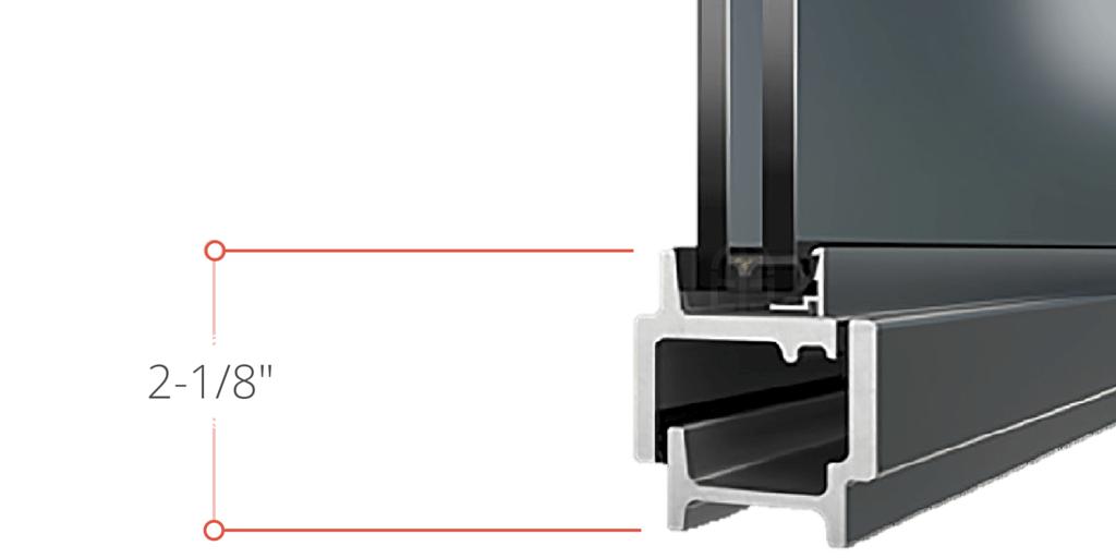 W20 / W40 Series • Steel Frames • Thermally Broken Steel USA
